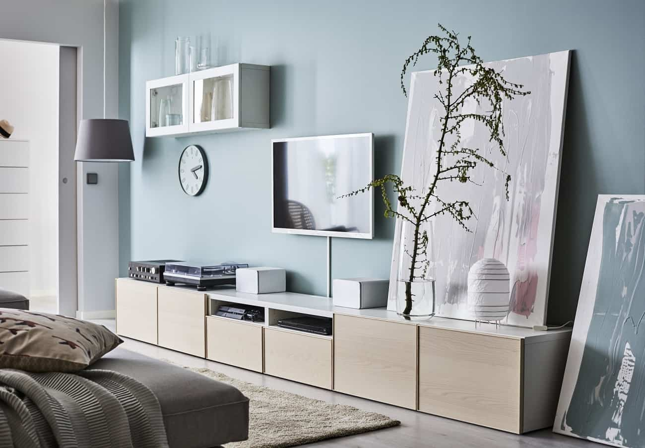 10 muebles cl sicos de ikea que no pasan de moda. Black Bedroom Furniture Sets. Home Design Ideas