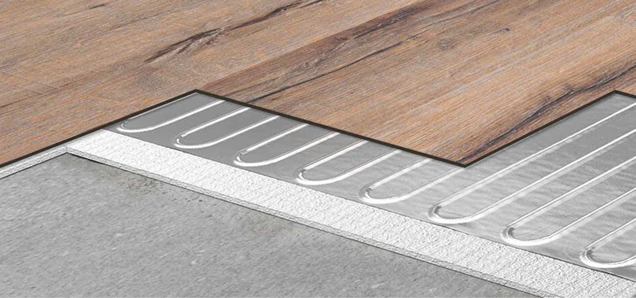 Pros y contras de elegir un sistema de calefacción por suelo radiante