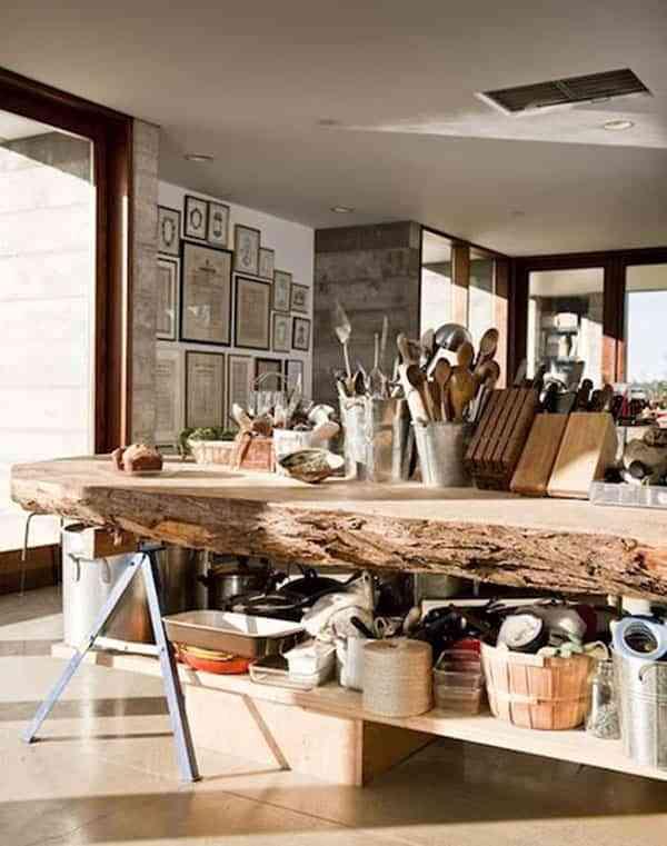 Conoce todas las claves y secretos de la decoración raw para la casa