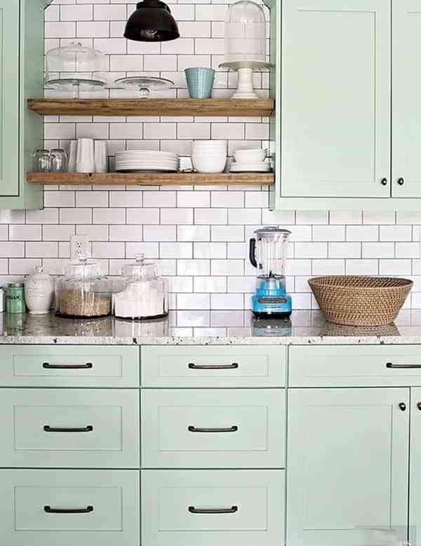 6 elementos que no pueden faltar en una cocina de estilo retro
