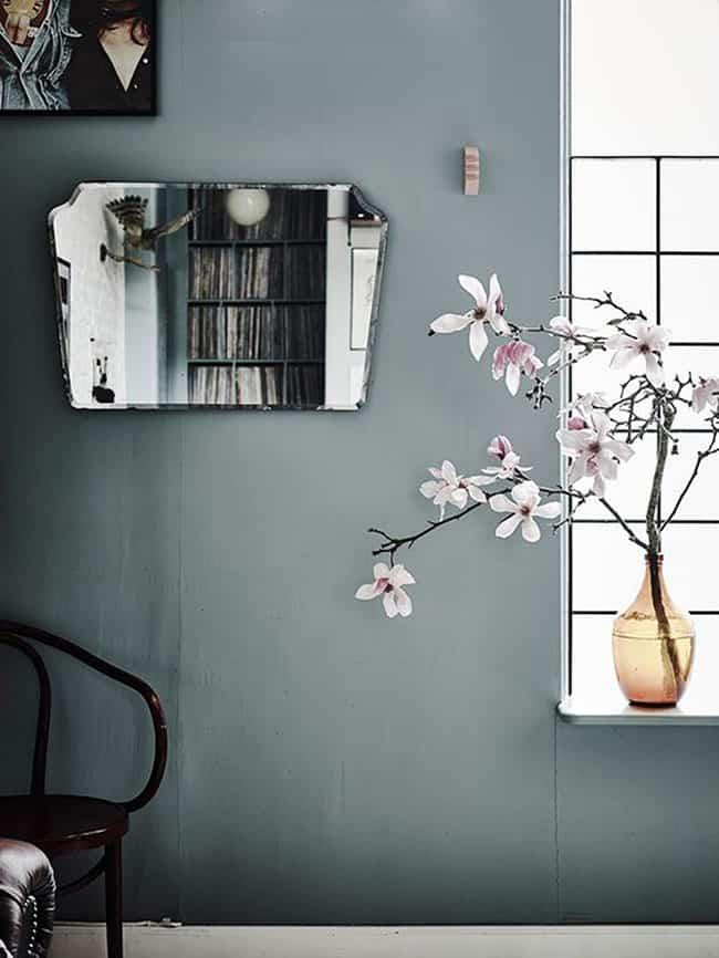 Cómo decorar toda la casa con espejos vintage y dar en la diana