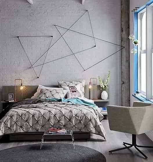 10 sencillas ideas para decorar las paredes de nuestro hogar de