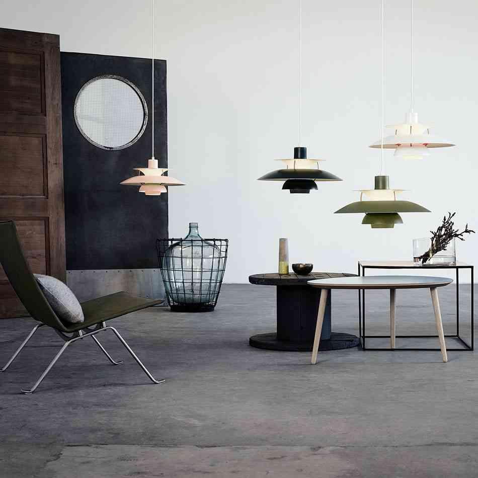 integrar lámparas de diseño en casa