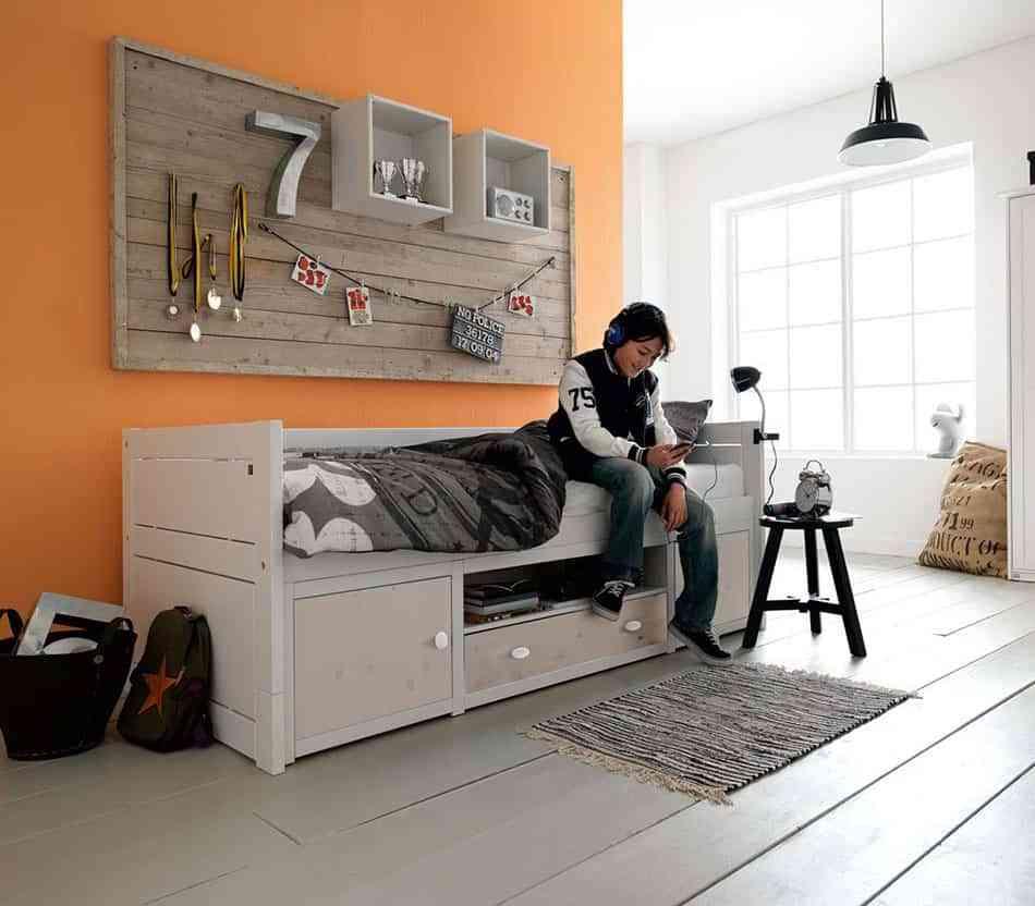 Trucos infalibles para personalizar la habitaci n de un for Diseno de habitacion para adolescente