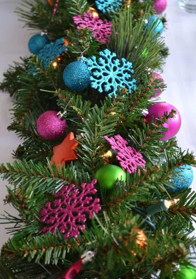 Mesas de navidad a pretty 1 for Mesas de navidad