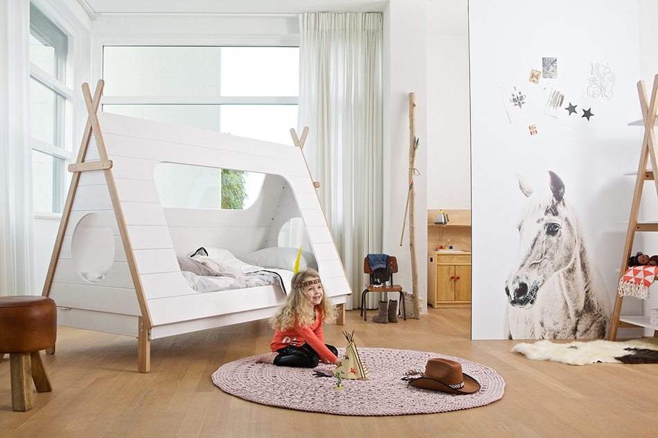 mobiliario infantil de diseño y ecológico
