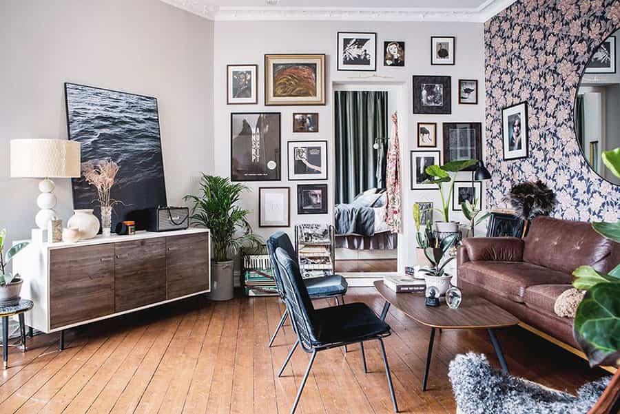 añadir estilo a tu salón