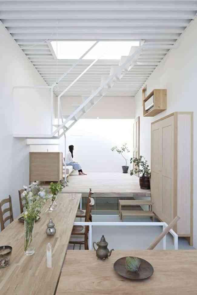Soluciones para hacer llegar luz natural a toda la casa