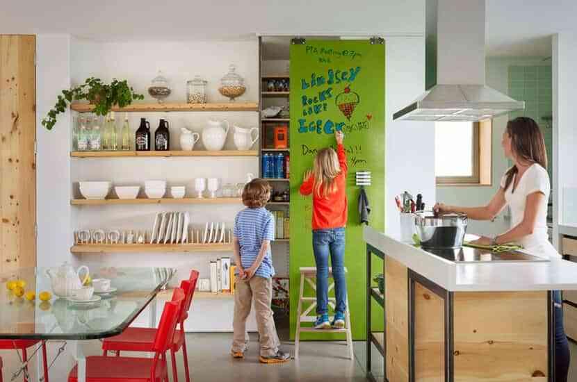 mantener organizada la cocina