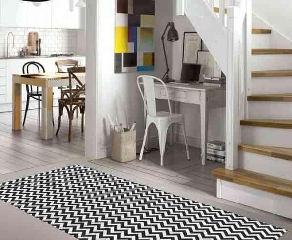 ideas para renovar los suelos de casa con vinilos decorativos