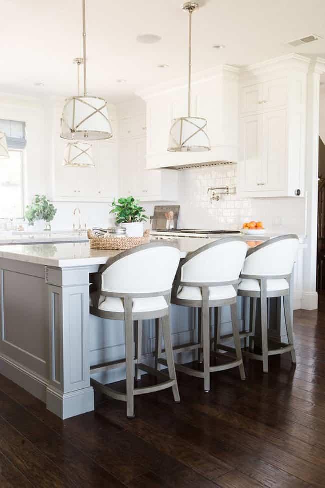 5 estilos diferentes de taburetes altos de cocina que te for Taburetes altos para cocina