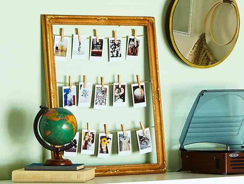 Galería de fotos en casa