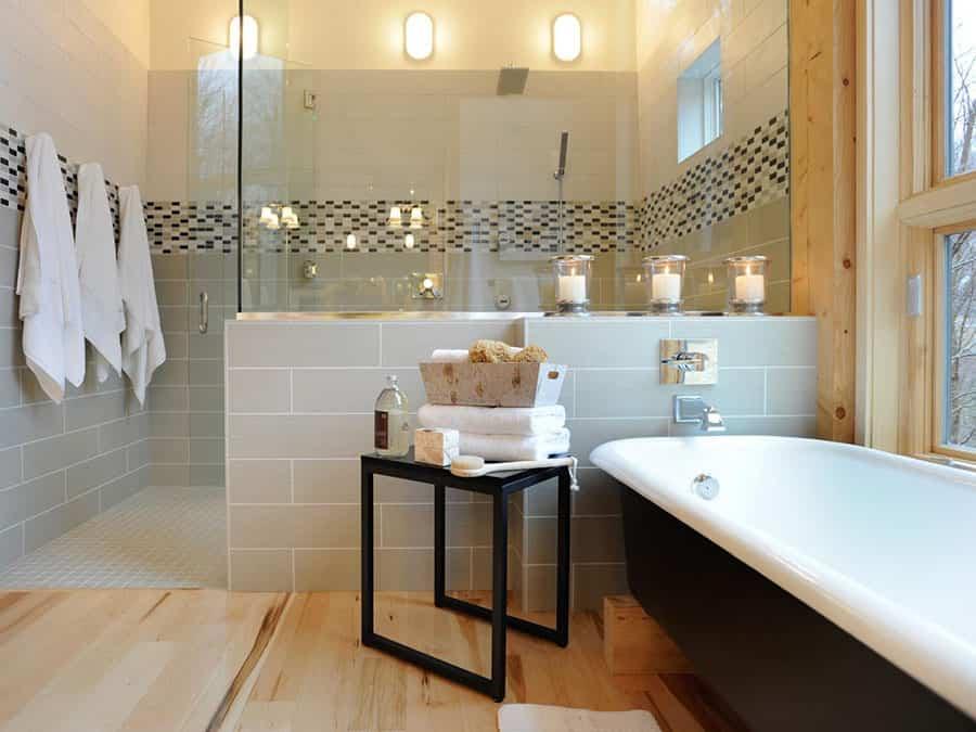 spa en tu baño