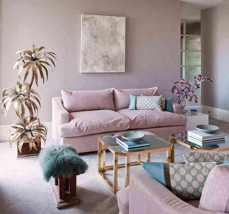 Apúntate a la decoración en tonos nude y crea ambientes relajados