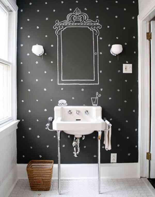 Detalles decorativos estilosos para dar otro aire al baño