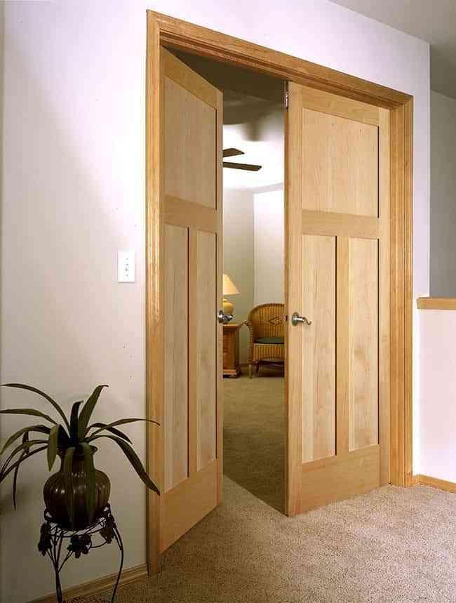 C mo renovar las puertas interiores para transformar tu - Renovar puertas sapelly ...