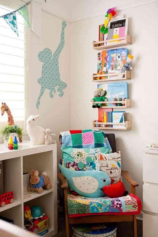 Todas las claves para elegir las telas para el cuarto de - Habitacion para ninos ...