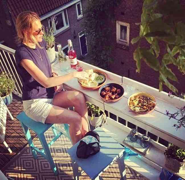 Ideas geniales para disfrutar al máximo de  tu mini terraza
