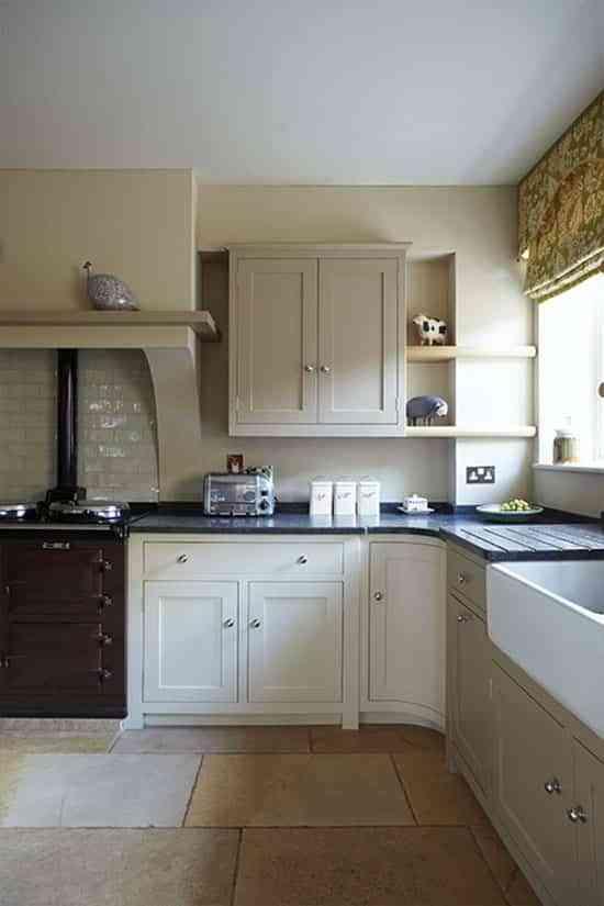 Trucos que funcionan para pintar las paredes de la cocina - Pintar paredes cocina ...