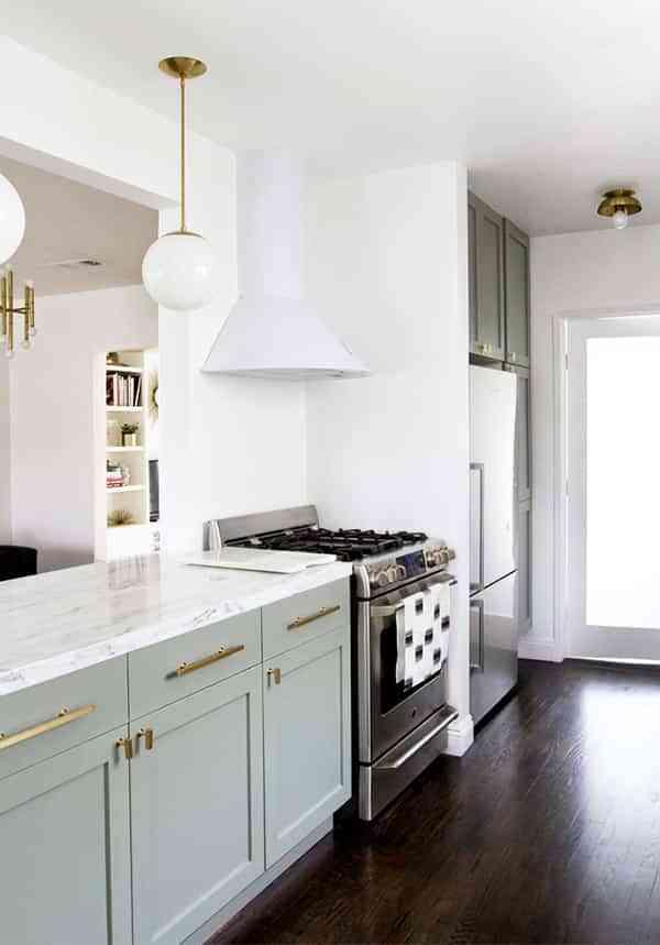 Trucos que funcionan para pintar las paredes de la cocina - Trucos pintar paredes ...
