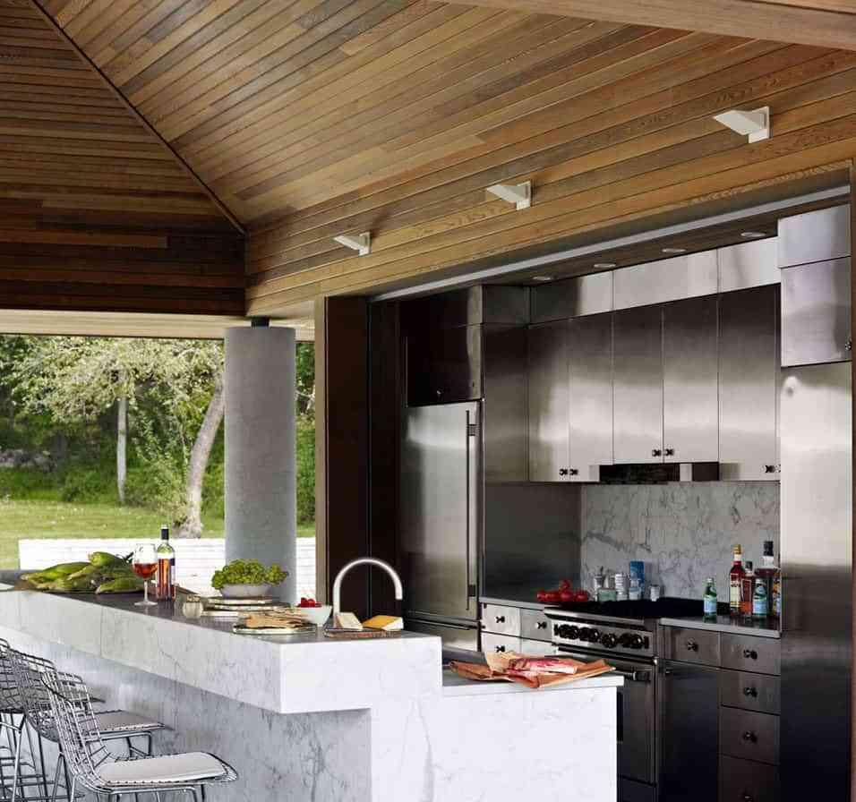 Todo lo que debes saber para disfrutar de una cocina al aire libre