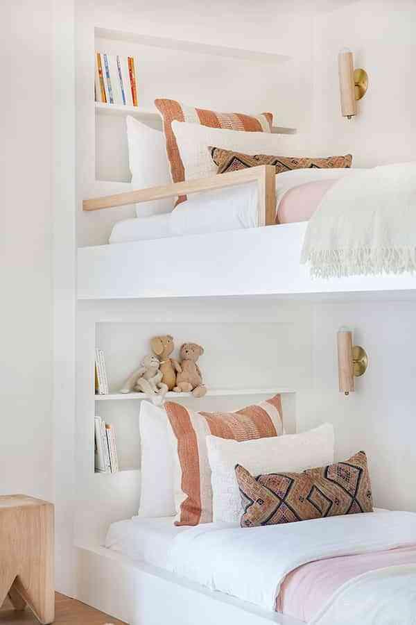 Tips geniales para decorar habitaciones infantiles compartidas - Habitaciones infantiles compartidas ...