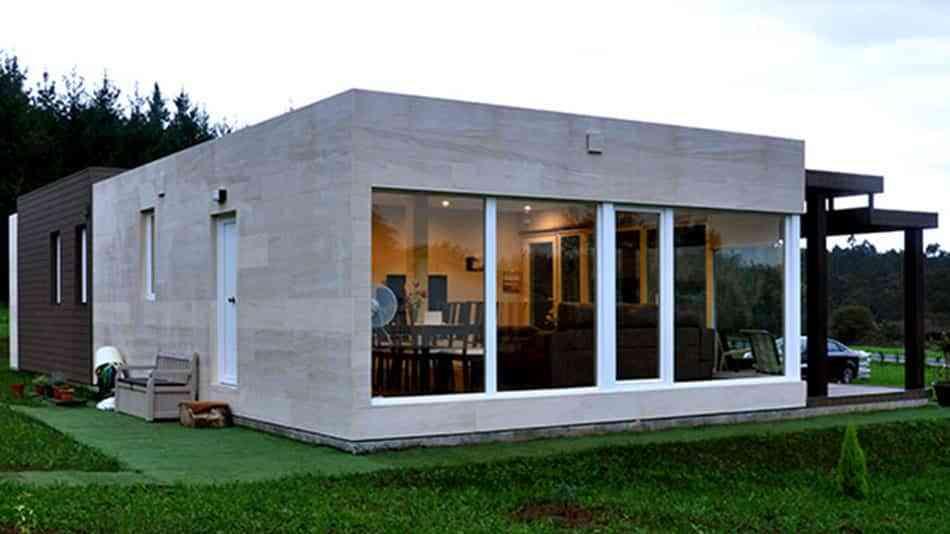 Vivir en una casa modular y a la medida qu gran plan a tu alcance - Vivir en una casa prefabricada ...