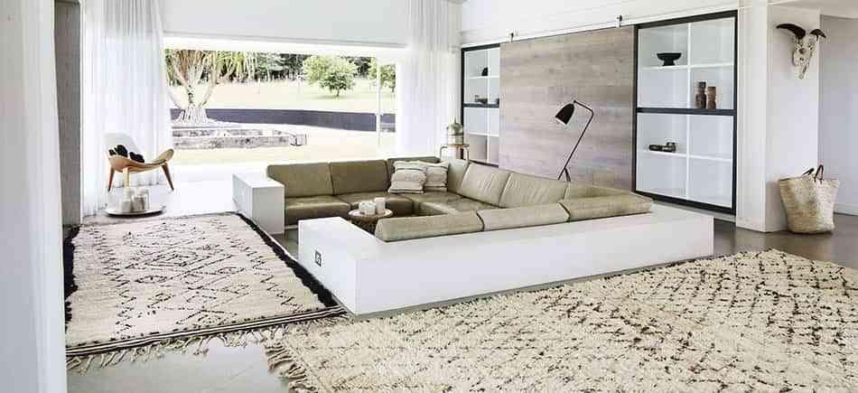 alfombras veraniegas