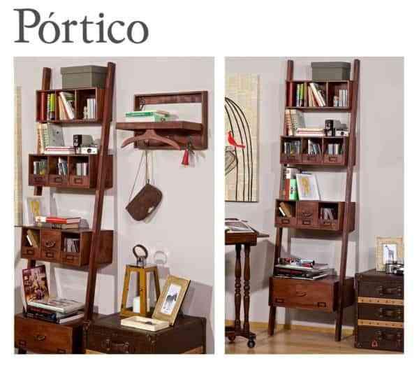 P rtico decoraci n y muebles una marca que marc tendencia for Portico muebles