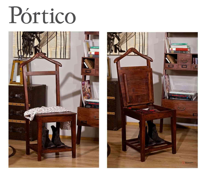 P rtico decoraci n y muebles una marca que marc tendencia - Muebles portico ...