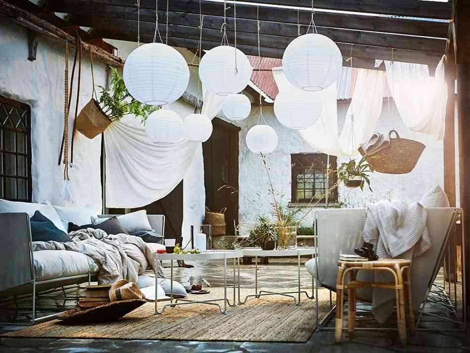 Ideas para decorar el porche con un estilo que lo diga todo de ti