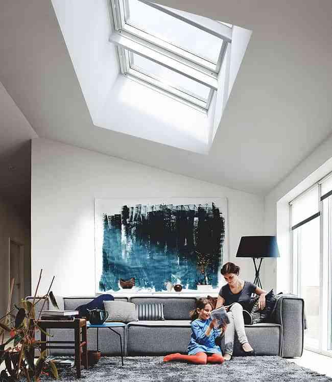 """¿Cuándo las ventanas de tejado son la mejor elección"""""""