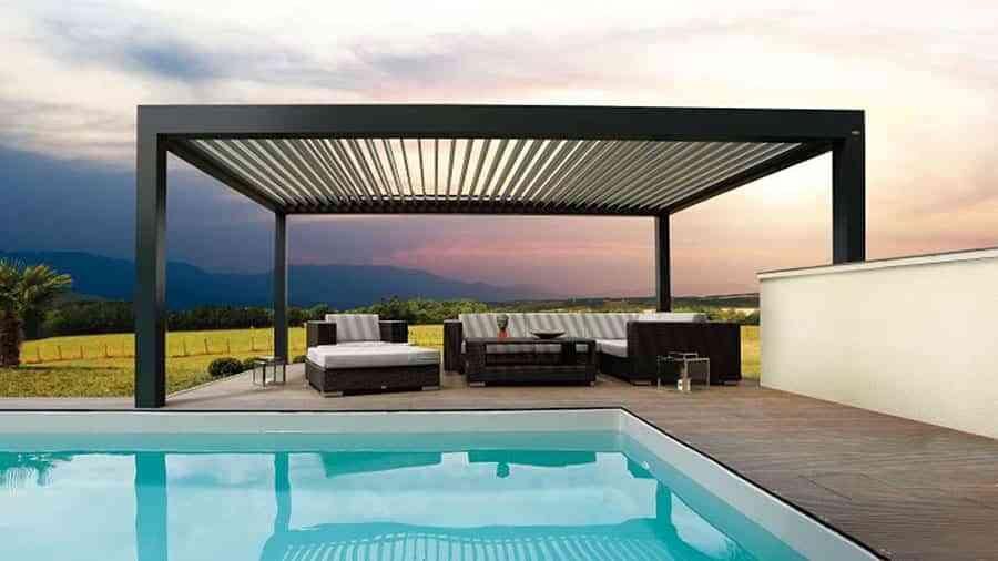 """¿Por qué necesitas una pérgola bioclimática para tu terraza"""""""