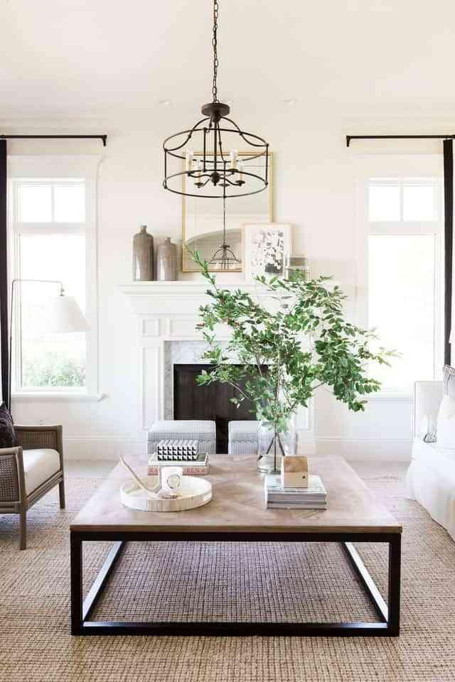 Consejos para elegir los objetos con los que decorar tu mesa de centro
