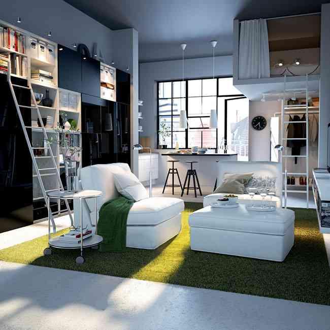 pisos minúsculos