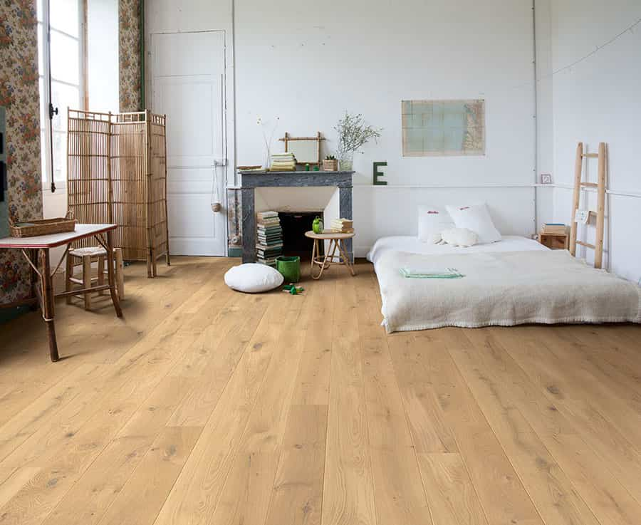 choose wooden floors