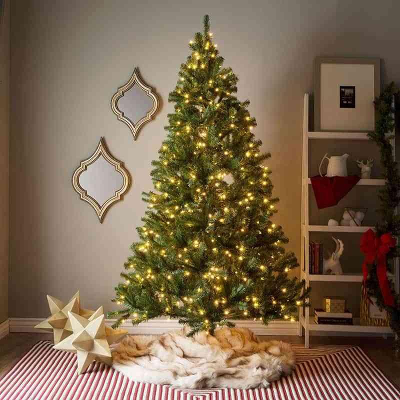 7 Ideas Geniales Para Cubrir La Base Del 225 Rbol De Navidad