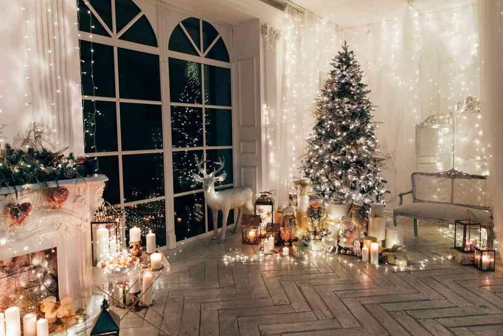 Los mejores consejos de iluminación navideña: olvídate de los clásicos