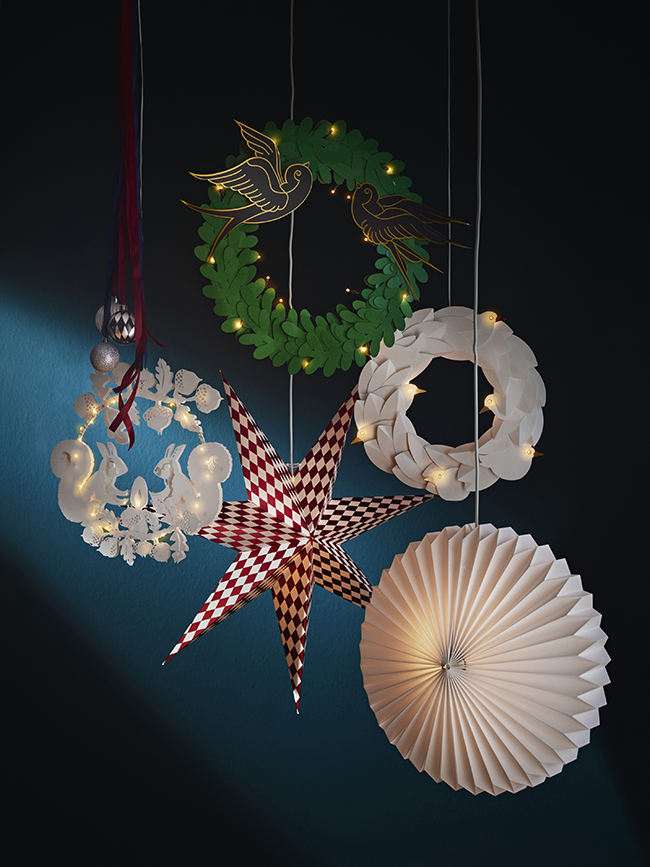 decoración navideña express