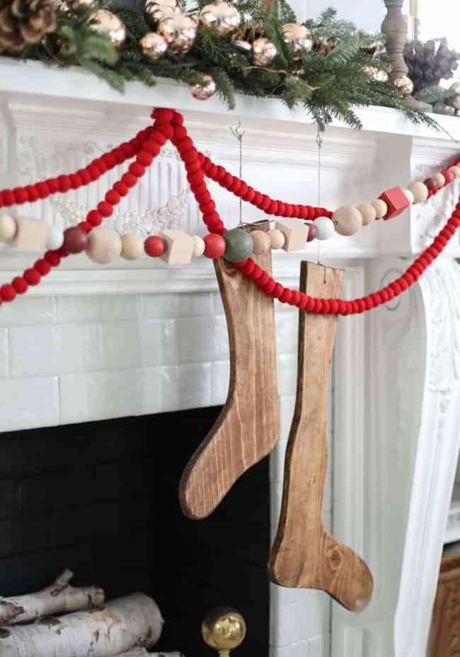 3 guirnaldas navideñas DIY para decorar tu casa y vestirla de fiesta
