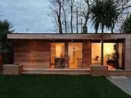 Casas de madera pequeñas