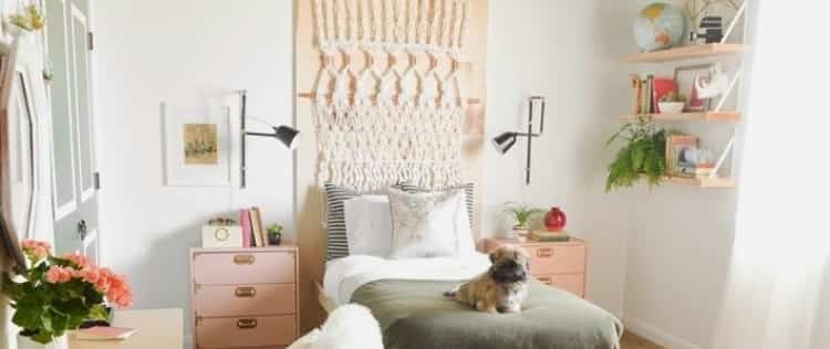 decorar paredes con macrame IV
