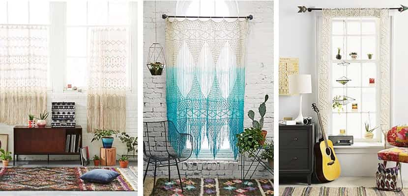 decorate walls with macrame VIII