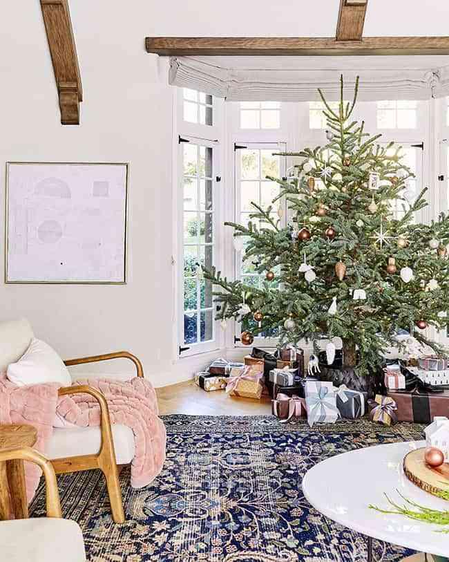 guardar el árbol de Navidad