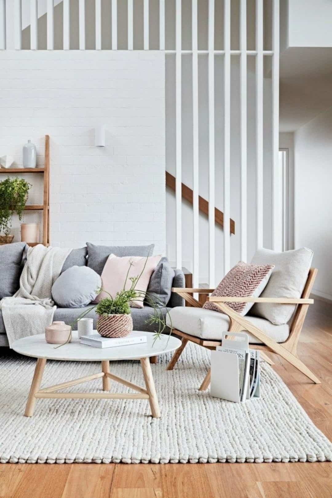 Nordic style coffee tables