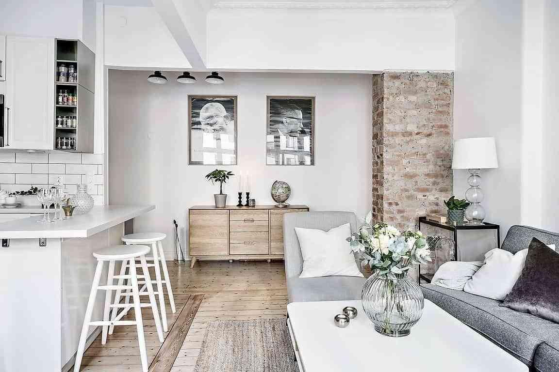 Cómo aprovechar al máximo el espacio en los salones pequeños