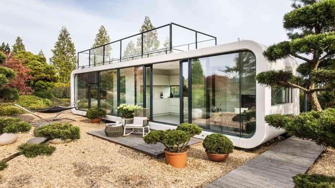 Functional modular houses