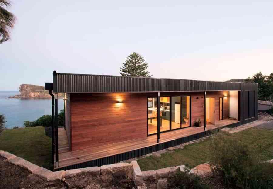 Modular houses of quality