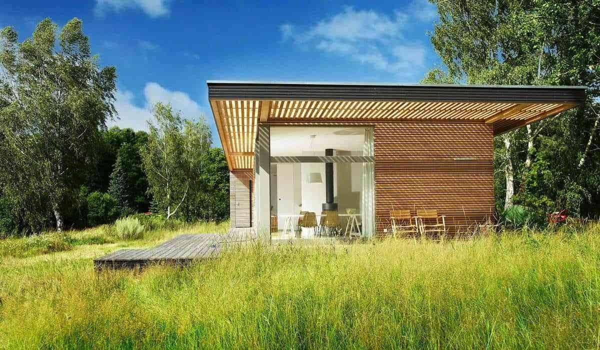 Modular houses - advantages