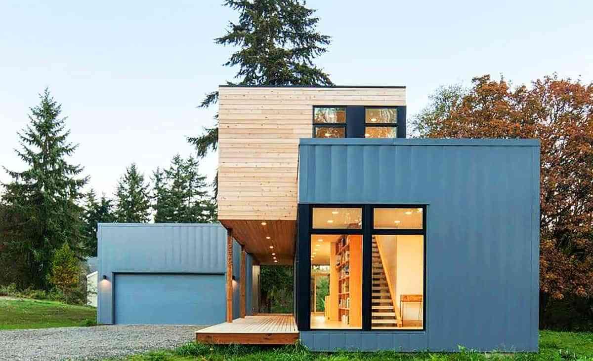 Original modular homes